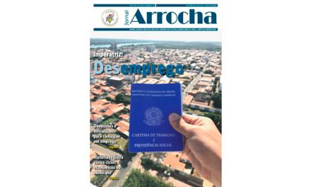 Jornal Arrocha 34 – Emprego e Desemprego
