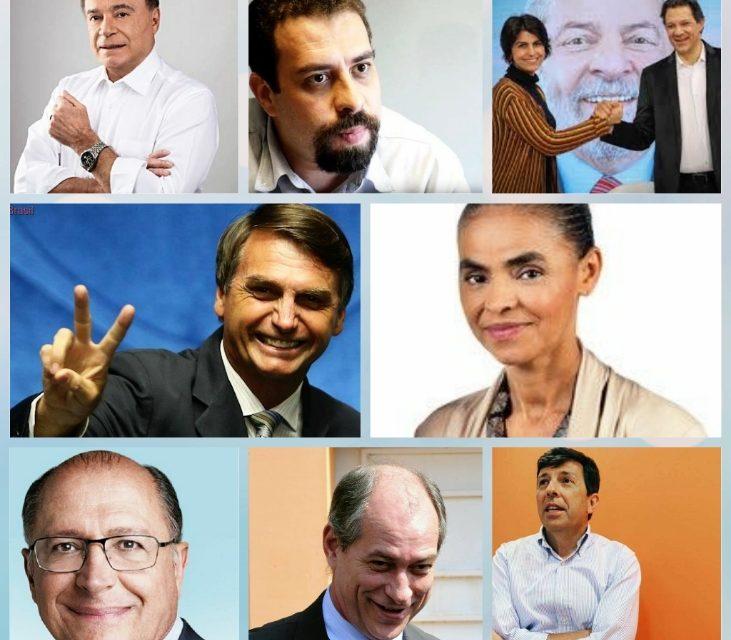 Não sabe em quem votar para presidente ? O site Ranking dos políticos tem uma ferramenta que promete te ajudar