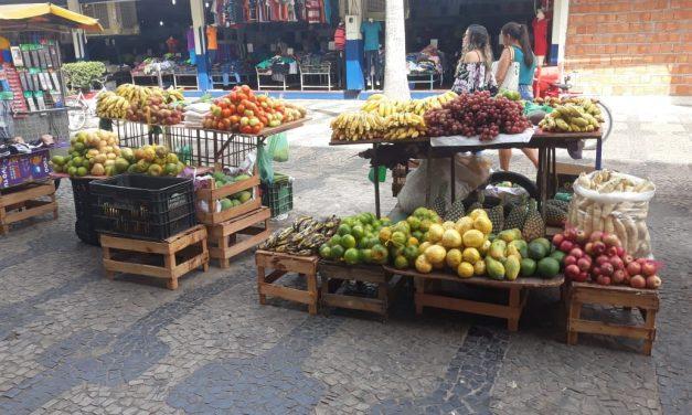 Diminuem os preços dos alimentos nas feiras em Imperatriz