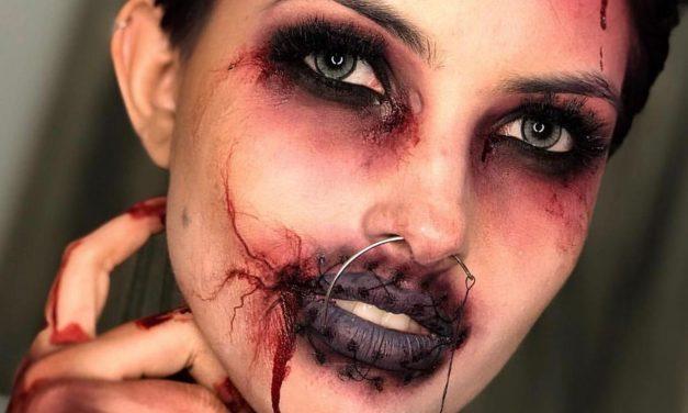 Conheça 5 maquiadoras que podem deixar sua produção para o dia das bruxas ainda mais assustadora