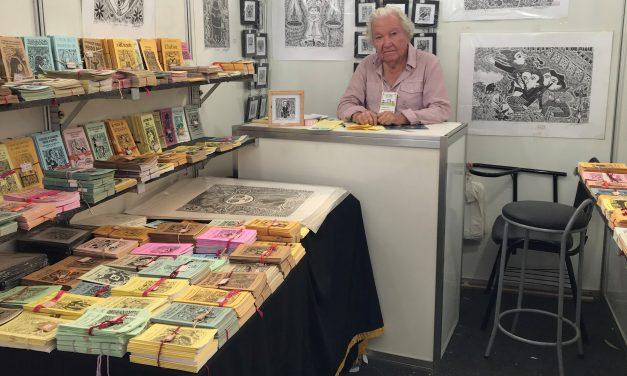 Literatura de cordel, patrimônio cultural do Brasil, é lembrada no Salimp 2018