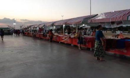 Feirinha na Beira Rio reúne mais de 800 pessoas por noite