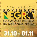 Centro de Cultura Negra de Imperatriz inicia atividades sobre a consciência negra