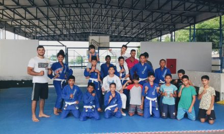 """""""Jiu-Jitsu nas Escolas"""" atende 120 alunos dos colégios municipais de Imperatriz"""