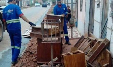 Problemas para descartar materiais que não usa mais? Serviço da Prefeitura busca descartados na sua casa