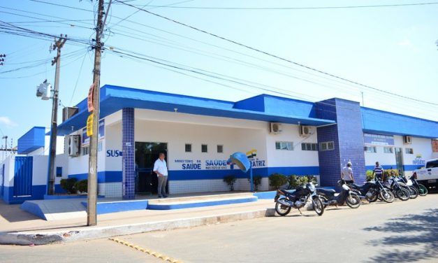 """Centro de Saúde Vila Nova está funcionando como """"Novo Socorrinho"""""""