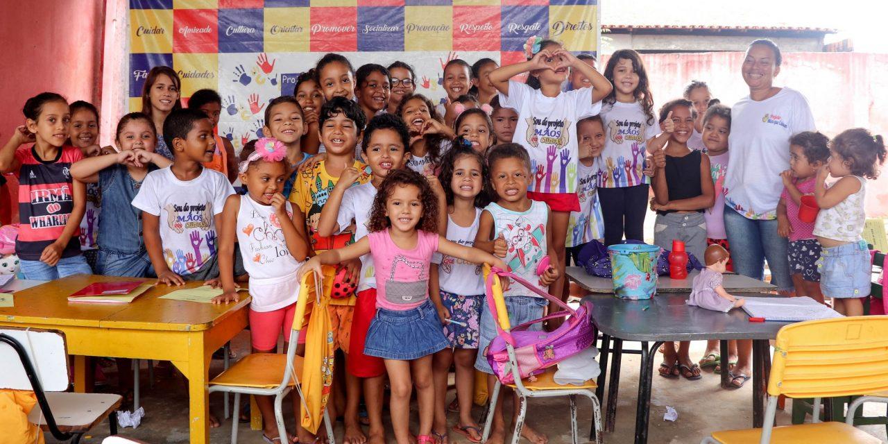 ONG auxilia mais de 230 crianças carentes em Imperatriz