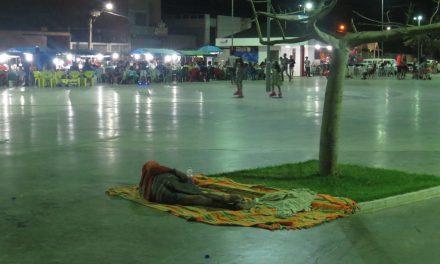 Sem vagas, abrigo da Prefeitura deixou atender 115 pessoas que vivem na rua