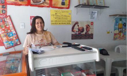 Dona de restaurante em imperatriz se sensibiliza e ajuda na refeição de hippies