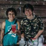 """Dupla por trás do quiosque """"Plataforma 16"""" conta detalhes sobre os drinks inspirados na cultura pop"""