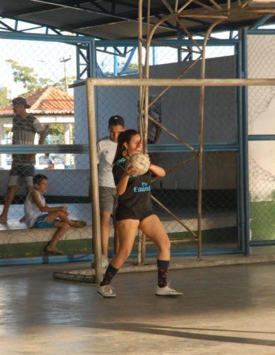 Quadra de Futsal do Complexo