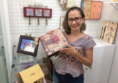 Artesã Ana Carmem