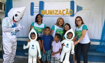 Campanha de vacinação contra a gripe continua em Imperatriz