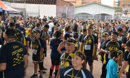 Primeira Igreja Batista promove corrida de rua para comemorar 60 anos de existência