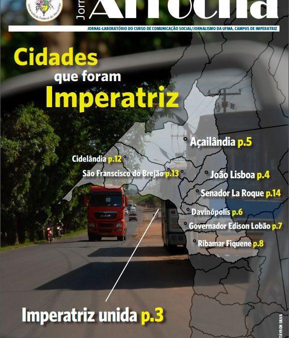 Jornal Arrocha 39 – Cidades que Foram Imperatriz