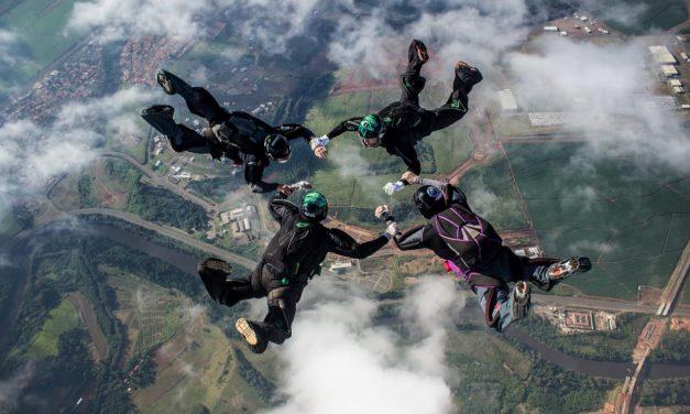 Um salto para a superação