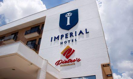 Imperial é o hotel mais bem avaliado de Imperatriz