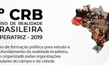 Curso oferecido pelo MST e organizações populares visa o estudo e aprofundamento da realidade brasileira