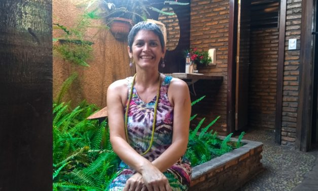 """""""Isso aqui é um caldeirão"""", diz Lília Diniz sobre o cenário cultural da cidade"""
