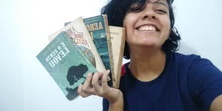 Bazar na internet motiva leitores a desapegar de livros usados