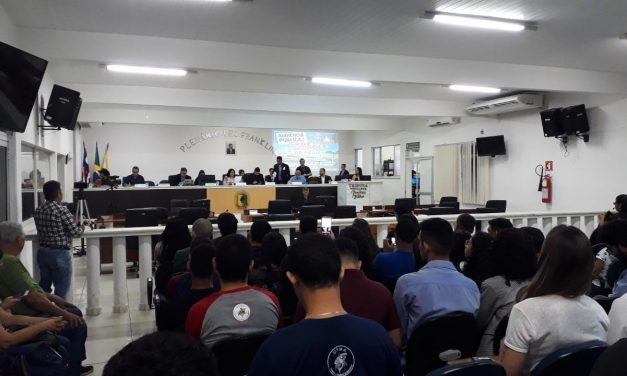 Audiência termina sem resposta acerca dos R$ 2 milhões destinados à UFMA de Imperatriz