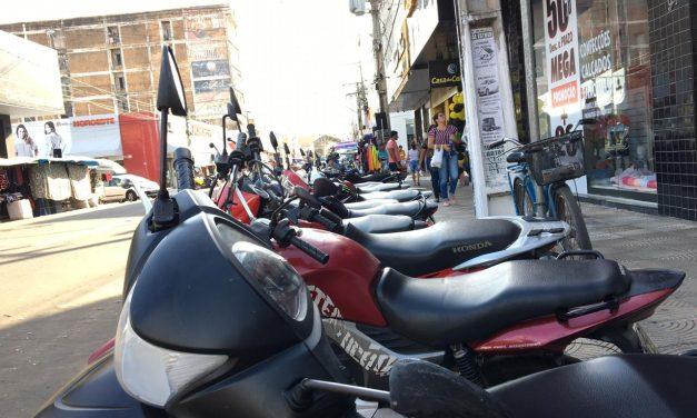 Em Imperatriz, 85% dos veículos roubados são motocicletas