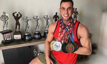 """""""Atleta de fisiculturismo tem que ser atleta o ano todo'': entrevista com o fisiculturista Luiz Fernando Pereira"""