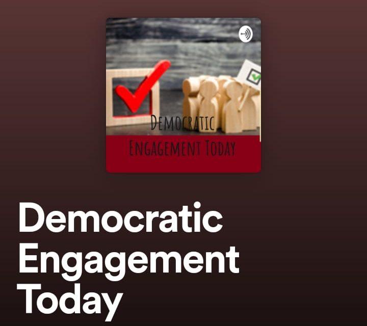 Democracia e engajamento público