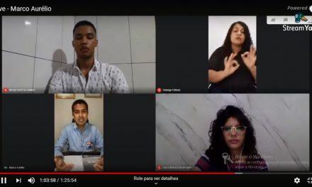 Candidato à prefeitura de Imperatriz, Marco Aurélio (PC do B) afirma que a juventude será priorizada em seu mandato