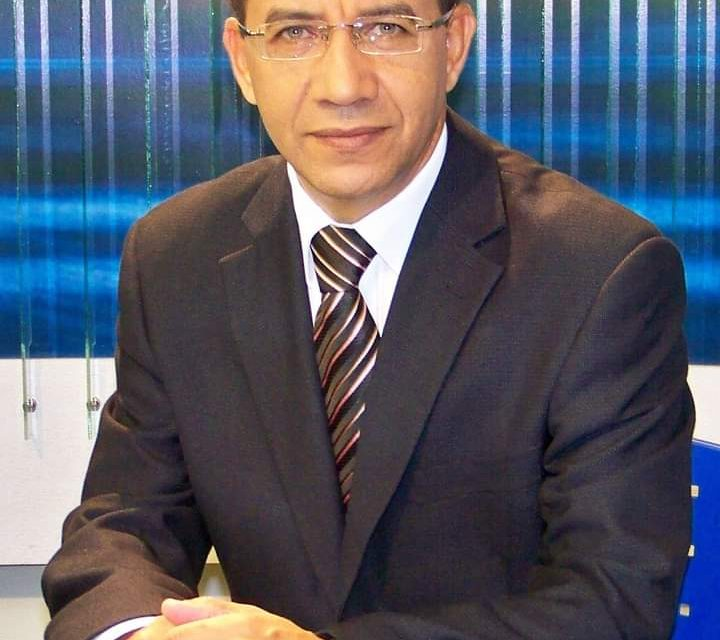 Se eleito, pastor Laércio promete abrir concursos para jornalistas