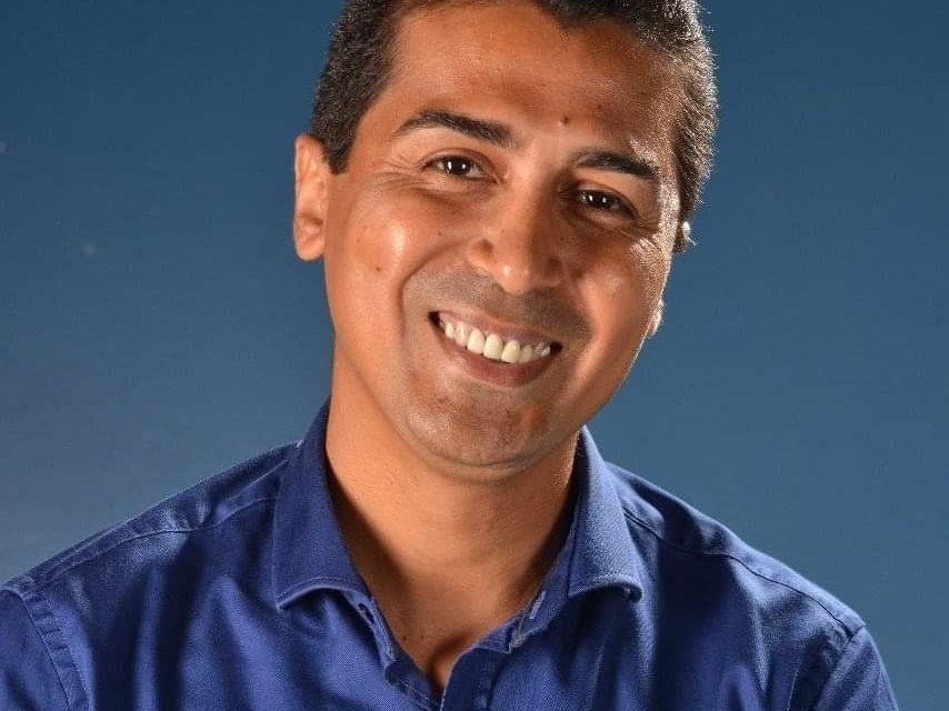Marco Aurélio promete arborizar a cidade e oferecer cursinho para alunos ingressarem no Ensino Superior