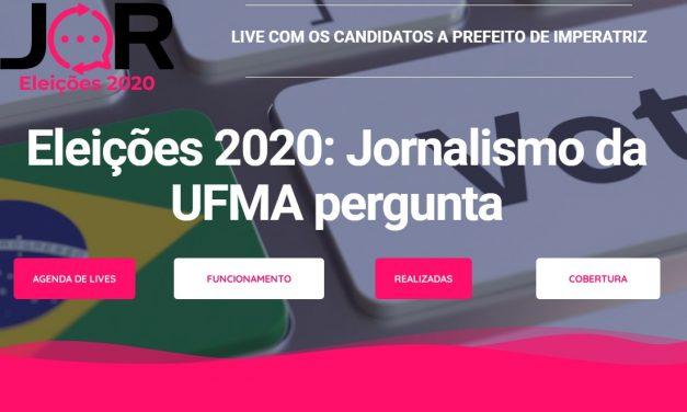 """Projeto """"Jornalismo da UFMA pergunta"""" encerra com amplo envolvimento de estudantes e professores"""