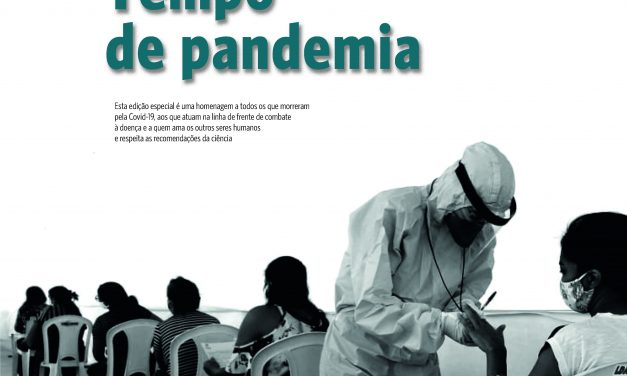 Jornal Arrocha 41 – Pandemia