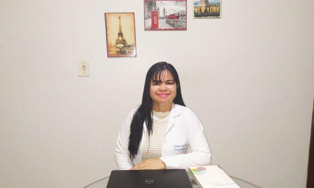 """""""A presença física e o contato escolar são muito importantes para o desenvolvimento social"""": Entrevista com a psicopedagoga Samara Macedo"""