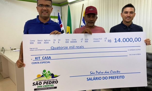 Entrevista: prefeito com o maior índice de votos no Maranhão fala sobre pandemia, pretensões e rivalidades políticas