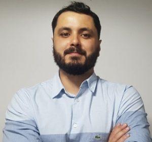 Jornalista Tiago Bittencourt fico impressionado com a repercussão do livro