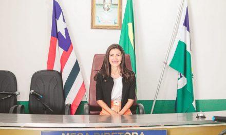 Dos projetos sociais ao cargo de presidente da Câmara: entrevista com a vereadora Alcione, de Campestre (MA)