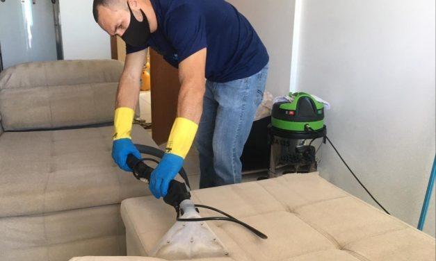 Seu sofá está  sujo? Conheça oito lugares em Imperatriz que fazem higienização de sofás com limpeza a seco