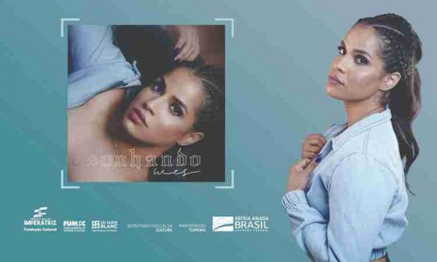 Cantora imperatrizense lança seu primeiro álbum com auxílio da lei Aldir Blanc