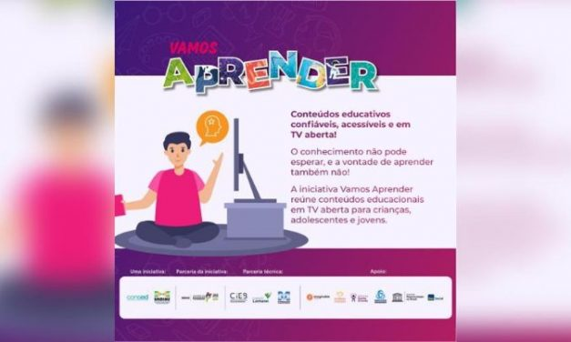 TV Educação passa a transmitir conteúdos da Educação Básica em Imperatriz