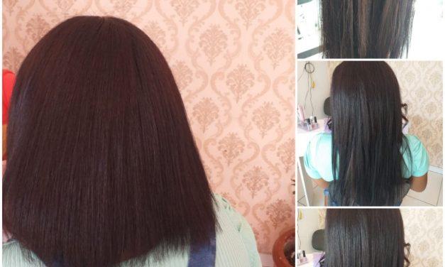 Mega hair é aposta para quem busca volume ou sofre com química excessiva