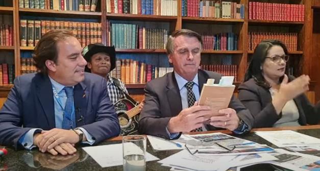 Projeto de lei sobre o ICMS com novas alterações é novamente citado pelo presidente Bolsonaro
