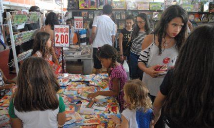 Literatura infantil marca presença no 16º Salimp