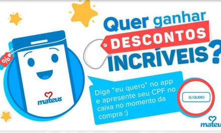 Rede de supermercados lança aplicativo de descontos