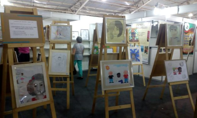 Desenhos Afro ganham destaque no SALIMP
