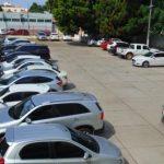 Uemasul organiza estacionamento, mas vagas ainda são insuficientes